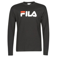 material Long sleeved shirts Fila PURE LONG SLEEVE Black