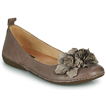Shoes Women Ballerinas Neosens VIURA Taupe