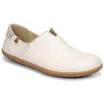 Shoes Slip ons El Naturalista EL VIAJERO White