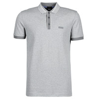 material Men short-sleeved polo shirts BOSS PADDY Grey