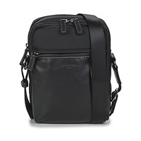 Bags Men Pouches / Clutches Hexagona TRAVEL Black