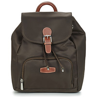 Bags Women Rucksacks Hexagona DIVERSITE Brown / Dark