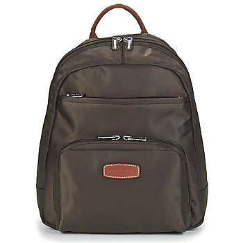 Bags Women Rucksacks Hexagona DIVERSITE Kaki / Brown / Dark