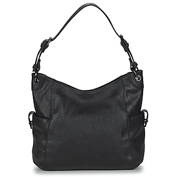 Bags Women Shoulder bags Hexagona GRACIEUSE Black