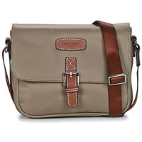 Bags Women Shoulder bags Hexagona DIVERSITE Taupe
