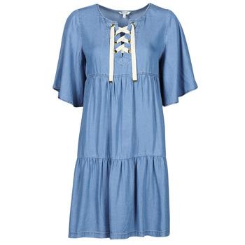 material Women Short Dresses Kaporal TILAN Blue