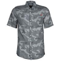 material Men short-sleeved shirts Kaporal SID Marine