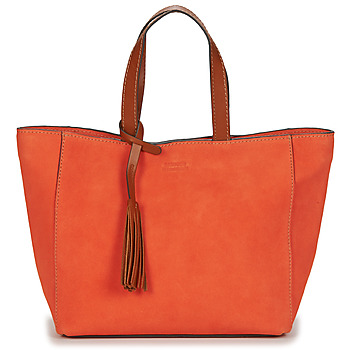 Bags Women Shopper bags Loxwood CABAS PARISIEN VELOURS Orange