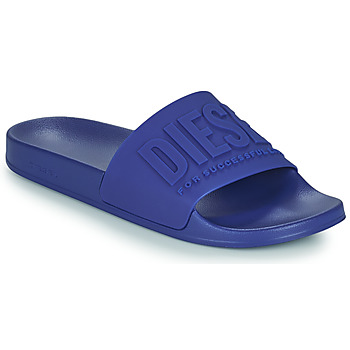 Shoes Men Sliders Diesel TRENFY Blue