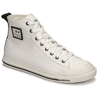 Shoes Men High top trainers Diesel TRENIMY White / Black