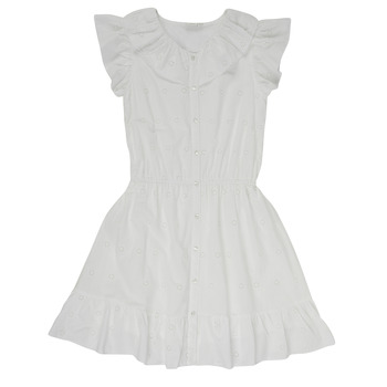 material Girl Short Dresses Name it NKFDORITA White