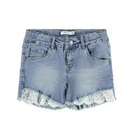 material Girl Shorts / Bermudas Name it NKFSALLI Blue