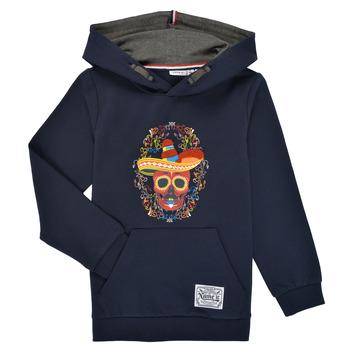 material Boy sweaters Name it NKMTUMBO Marine