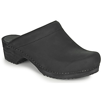 Shoes Women Clogs Sanita CHRISSY Black