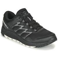 Shoes Men Multisport shoes Merrell WILDWOOD GTX Black