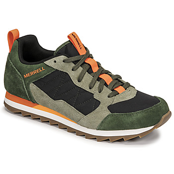 Shoes Men Low top trainers Merrell ALPINE SNEAKER Green