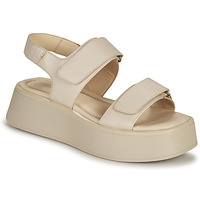 Shoes Women Sandals Vagabond COURTNEY Beige