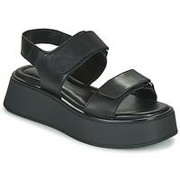 Shoes Women Sandals Vagabond COURTNEY Black