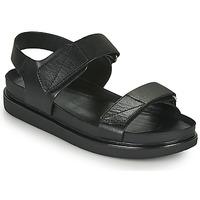 Shoes Women Sandals Vagabond ERIN Black