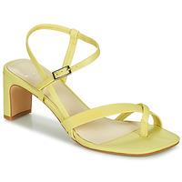 Shoes Women Sandals Vagabond Shoemakers LUISA Yellow