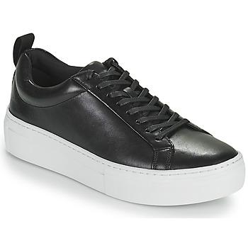 Shoes Women Low top trainers Vagabond Shoemakers ZOE PLATFORM Black