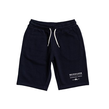 material Boy Shorts / Bermudas Quiksilver EASY DAY SHORT Marine
