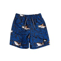 material Boy Trunks / Swim shorts Quiksilver SHARKY VOLLEY BOY Blue