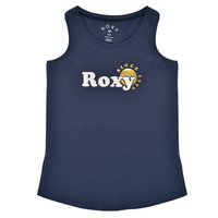 material Girl Tops / Sleeveless T-shirts Roxy THERE IS LIFE FOIL Marine