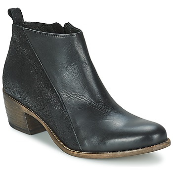 Ankle boots / Boots BT London INTRO Black 350x350