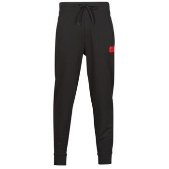 material Men Tracksuit bottoms HUGO DOAK Black