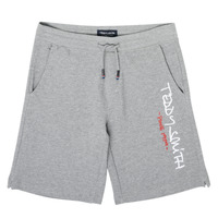 material Boy Shorts / Bermudas Teddy Smith S-MICKAEL Grey
