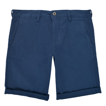 material Boy Shorts / Bermudas Teddy Smith SHORT CHINO Blue