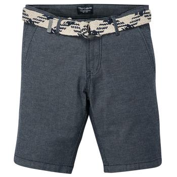 material Boy Shorts / Bermudas Teddy Smith STATON CHINO Marine