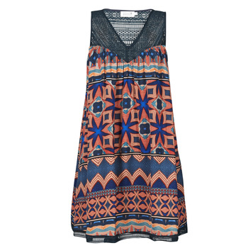 material Women Short Dresses Molly Bracken R1375BE21 Multicolour