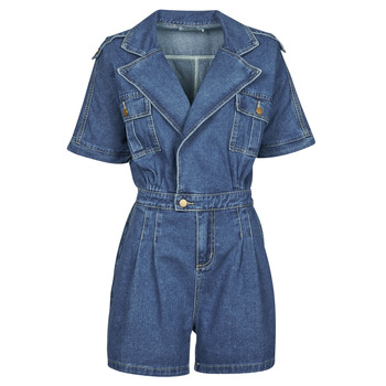 material Women Jumpsuits / Dungarees Molly Bracken EL1261P21 Blue