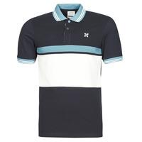 material Men short-sleeved polo shirts Oxbow N1NIREMO Marine