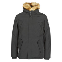 material Men Parkas Schott WASHINGTON Black