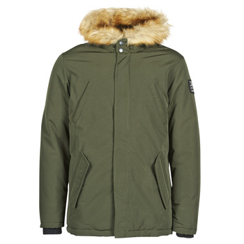 material Men Parkas Schott WASHINGTON Kaki