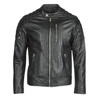 material Men Leather jackets / Imitation leather Schott LCMARTIN Black