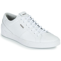 Shoes Men Low top trainers HUGO Zero_Tenn_lta 10228535 01 White