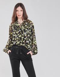 material Women Blouses S.Oliver 14-1Q1-11-4082-99A1 Black / Multicolour