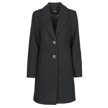 material Women coats Only ONLNATALIA Black