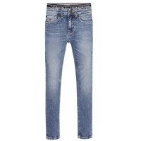 material Boy Skinny jeans Calvin Klein Jeans SKINNY VINTAGE LIGHT BLUE Blue