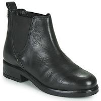 Shoes Women Mid boots Musse & Cloud PRITI Black