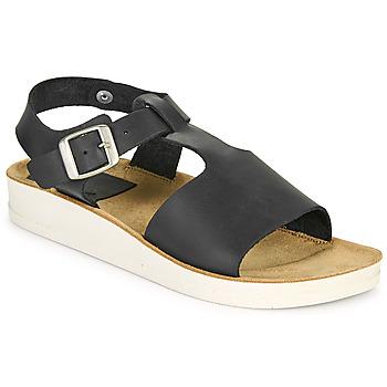 Shoes Women Sandals Kickers ODILOO Black