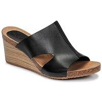 Shoes Women Mules Kickers SPAINTA Black