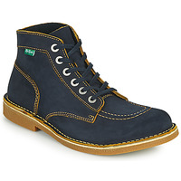 Shoes Men Mid boots Kickers KICKSTONER Marine