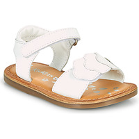 Shoes Girl Sandals Kickers DYASTAR White