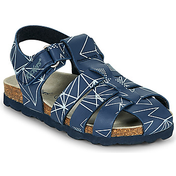 Shoes Boy Sandals Kickers SUMMERTAN Marine
