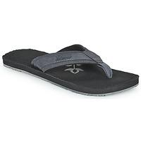 Shoes Men Flip flops Oxbow VALLY Black